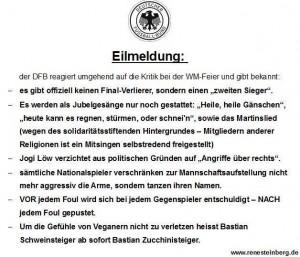 DFB_Reaktion