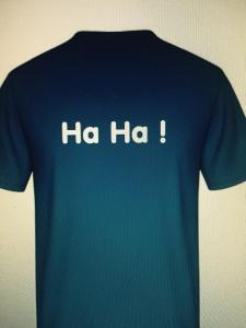 Haha-shirt