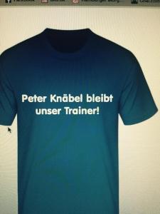 Knäbel-Shirt